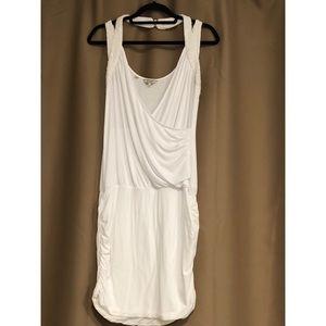 White Guess Mini Dress
